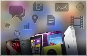 هل تستخدم جهازك حقاً كهاتف ذكي ؟