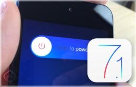 ما الجديد في iOS 7.1 ؟