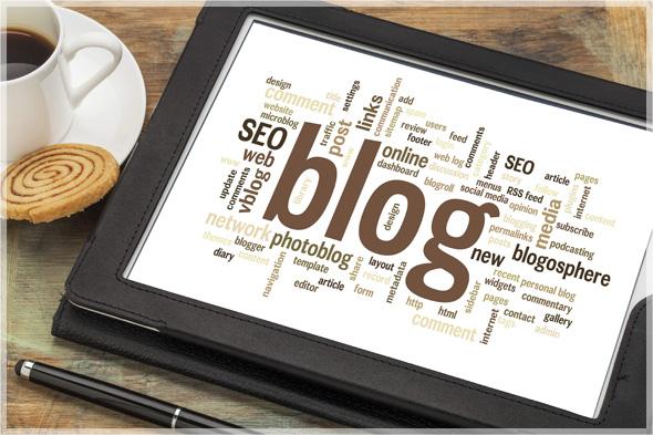 Blogging-iPad
