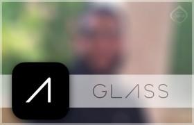 إعداد نظارة جوجل للعمل مع الآي-فون