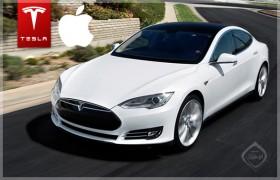 لماذا يجب أن تشتري أبل شركة Tesla ؟!!!