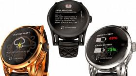ساعة Kairos أول ساعة ميكانيكية ذكية؟