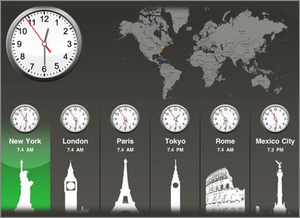 الطريقة الصحيحة لضبط الوقت والمنطقة الزمنية للآي-فون والآي-باد