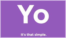 """تطبيق """"Yo"""" عندما ينجح الـ لا شيء"""