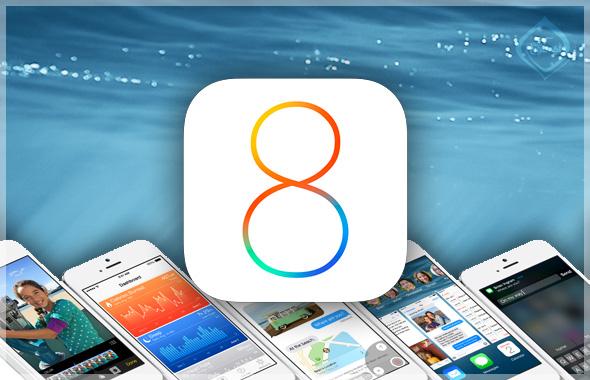 ما الجديد في الكاميرا والصور في iOS 8؟