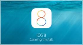 أبل تطلق النسخة التجريبية الثالثة من iOS 8