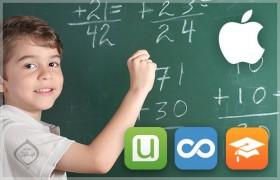 التعليم عن بعد من أجهزة iOS