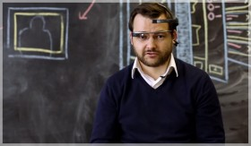 نظارة جوجل ستقرأ أفكارك