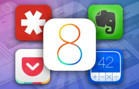تطبيقات استفادت من iOS 8