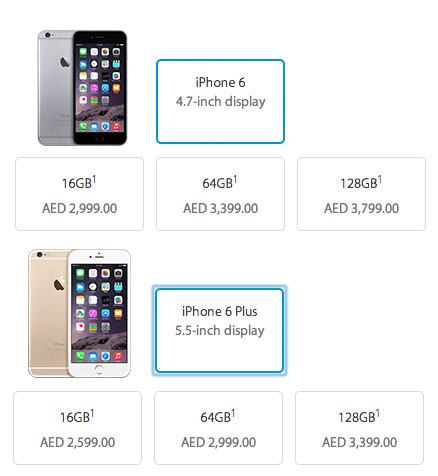 iPhone6Prices