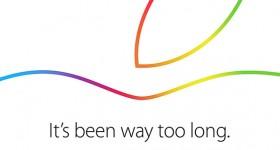 مؤتمر أبل في 16 أكتوبر للكشف عن الآي-باد الجديد