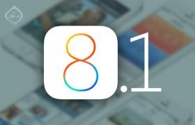 أبل تصدر التحديث iOS 8.1