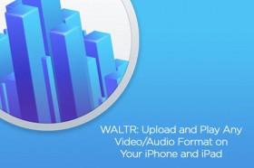 انقل الفيديوهات والصوتيات لجهازك بسهولة مع Waltr