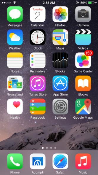 iPhone screenshot1