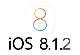 أبل تصدر التحديث iOS 8.1.2