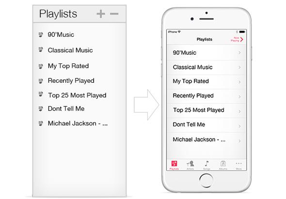iTunes-Music