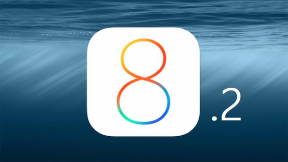 أبل تصدر التحديث iOS 8.2