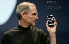 ثمان سنوات على بداية أسطورة آي-فون