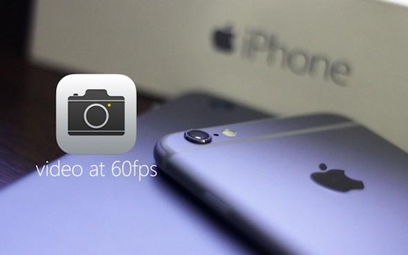 كيف تصور فيديوهات 60FPS في الآي فون؟