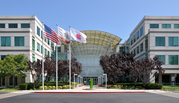 Apple-Headquarters-Cupertino