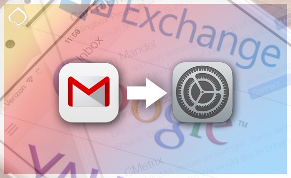 how to add gmail to iphone with 2 step verification