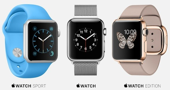 Apple Watchs
