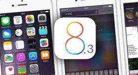 حدث جهازك إلى iOS 8.3 قبل فوات الأوان
