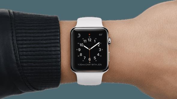 تعلم استخدام ساعة أبل