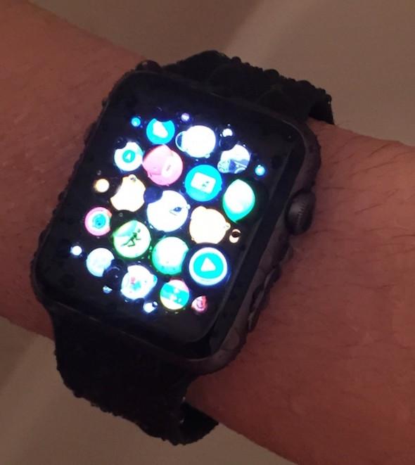 Apple-Watch-Shower