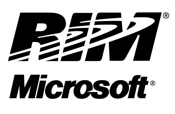 Microsoft-with-Research-In-Motion