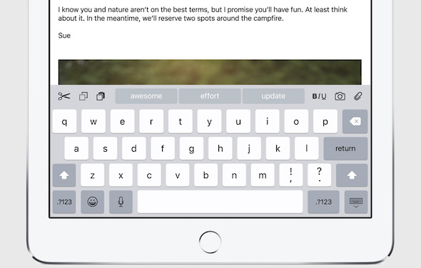 iPad Key
