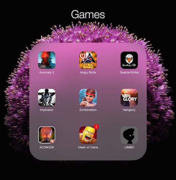 iPad games - kareem ellebany