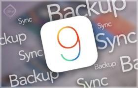 ما قبل التحديث إلى iOS 9