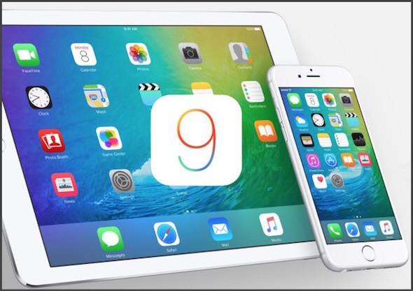 كيف تظهر تطبيقي الأخبار والسحابة في iOS 9؟