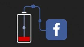 تطبيق فيسبوك واستنزاف البطارية