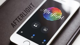[3] تطبيق مجاني من متجر أبل – Afterlight