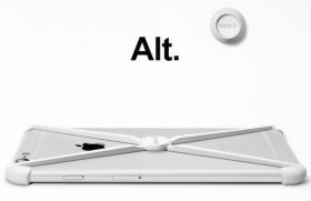 Alt أصغر وأخف غلاف لحماية الآي فون