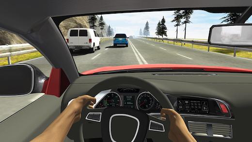 race-in-car