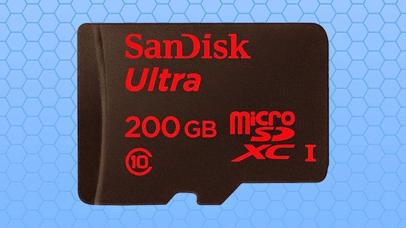 200Gb sandisk micro sd