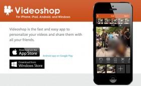 [5] تطبيق مجاني من متجر أبل – Videoshop