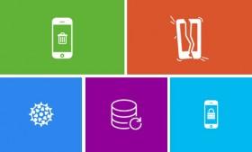 طريقة مضمونة لاستعادة الملفات المحذوفة رسائل أو صور مع iMyFone D-Back