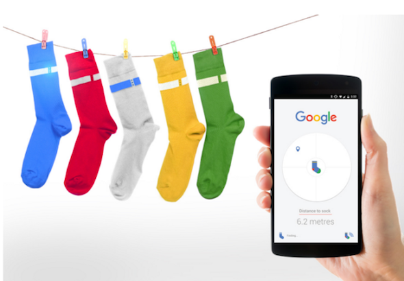 Google Socks