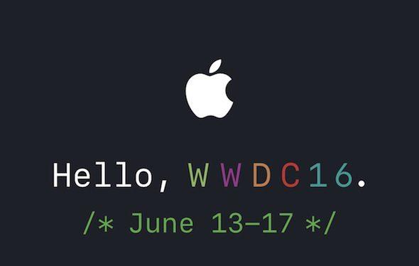 WWDC 16