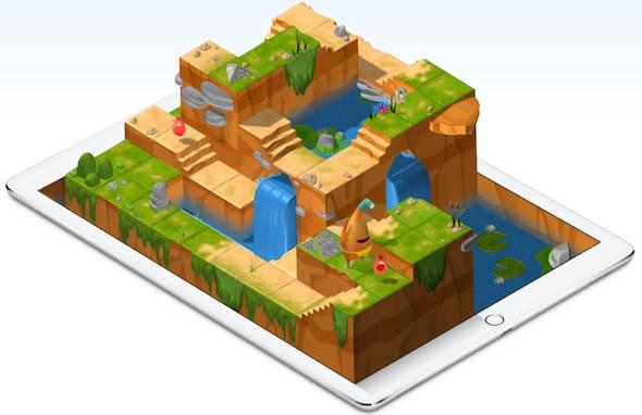 تعلم البرمجة مع Swift Playgrounds من أبل؟