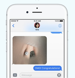 iMessage iOS 10 -2