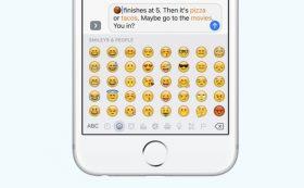 كيف تستخدم استبدال الإيموجي في iOS 10؟