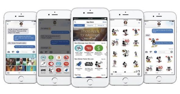 كل ما تريد معرفته عن آي-ماسج في iOS 10