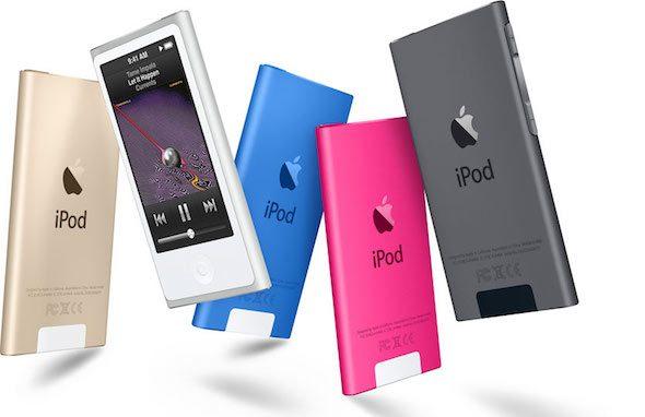 ipod nano large
