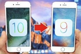طريقة إزالة نظام iOS 10 والرجوع الى iOS 9.3.3