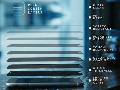 Peek Screen